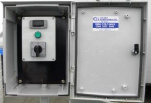 Dairy Vat Controllers